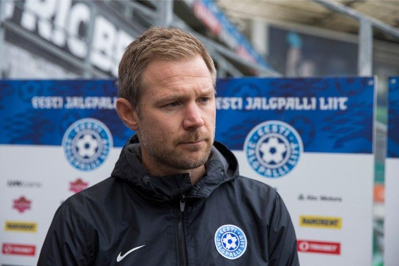 Magnus Pehrsson: peame viimasel neljandikul tegustema armutumalt ja palli rohkem värava ette toimetama