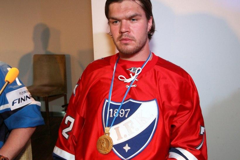 Siim Liiviku tõhus panus aitas Helsingi IFKi Soome kõrgliigas poolfinaali