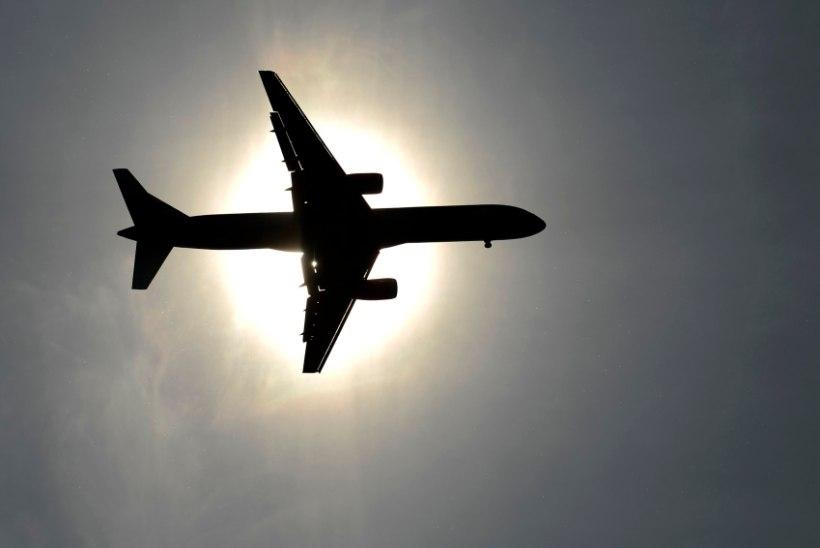 Venemaa relvajõudude lennuk rikkus Eesti õhupiiri