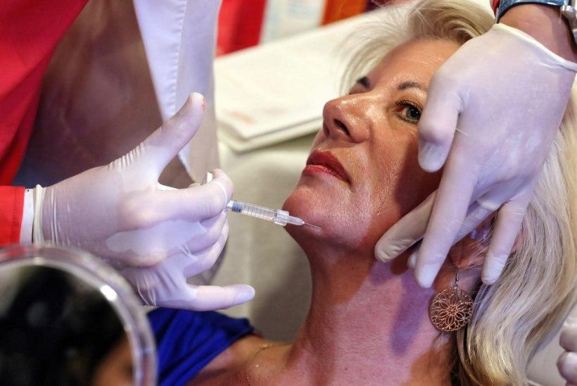 Süst sulatab topeltlõua ja roojatabletid päästavad Parkinsonist