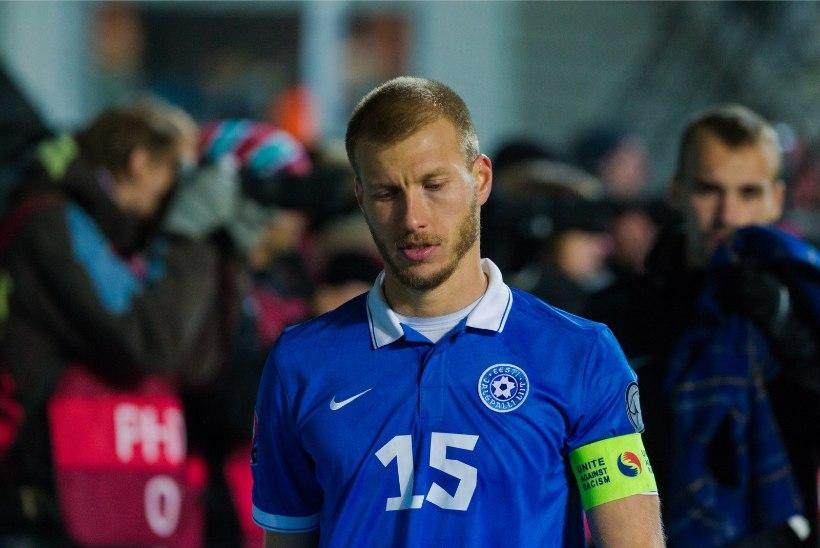 Ragnar Klavan homme Serbia vastu ei mängi!