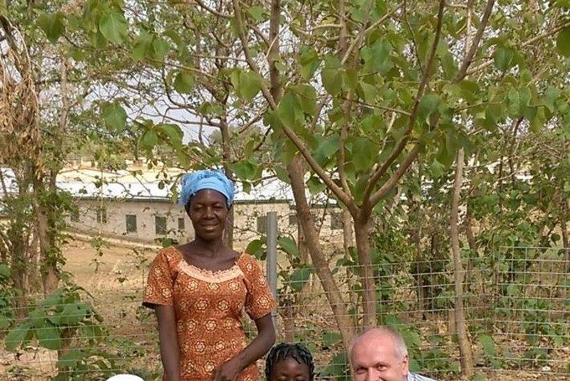 EKRE kinkis Ghana lesknaistele kitse