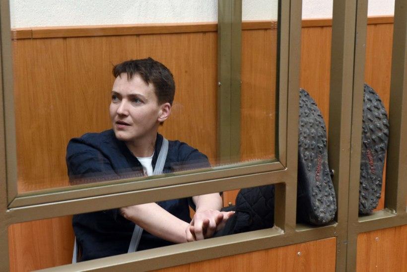 Allikas: Savtšenko võidakse vahetada USA vanglas istuvate relvaärimehe ja narkosmugeldaja vastu