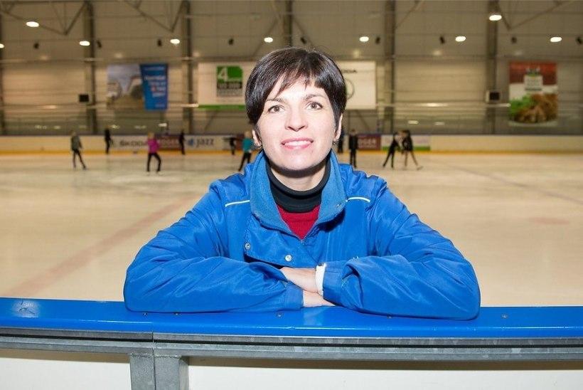 На Чемпионате мира по фигурному катанию НАШИХ НЕТ. Интервью с Анной Леванди
