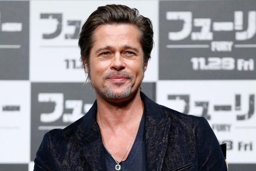 Brad Pitt pakkus lesbitähele oma spermat