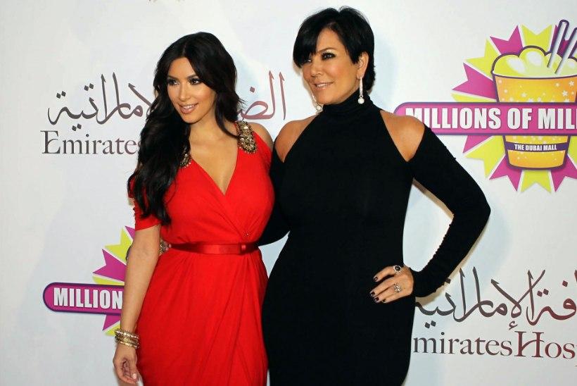 Raamat: Kim Kardashiani seksivideo lekitas tema lihane ema