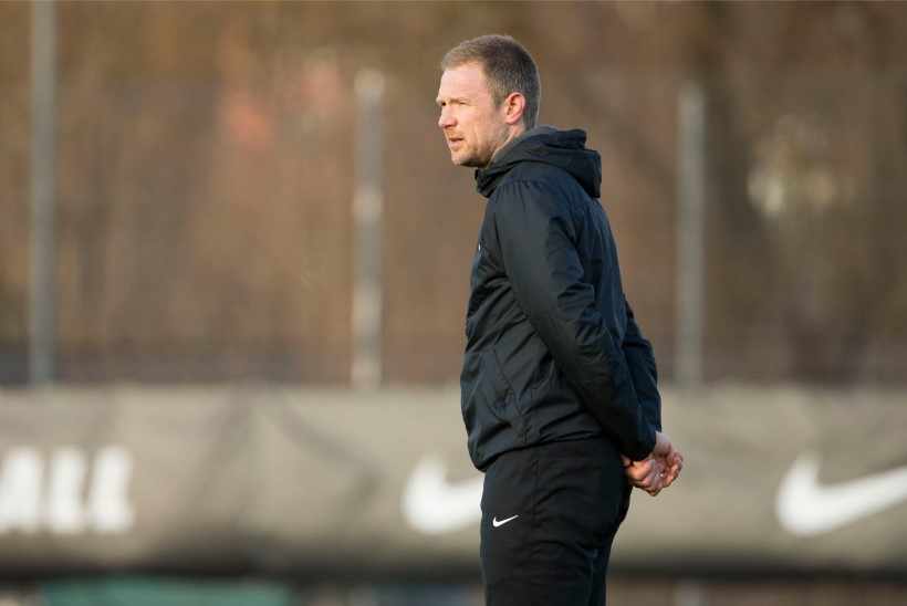 Magnus Pehrsson: ükskõik, kui palju ma ka tahaksin, mina ei saa palli võrku panna