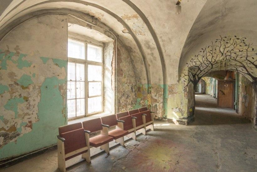 GALERII | Patarei vangla on varemeisse vajumas