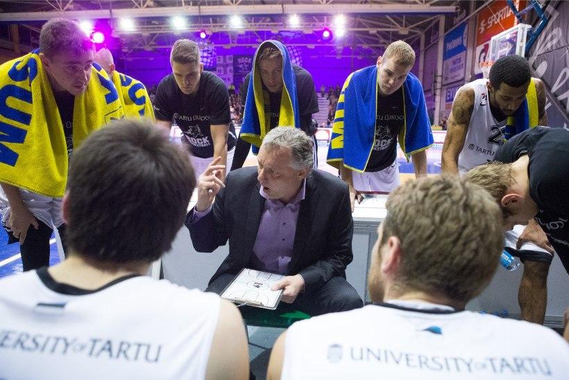 ÕHTULEHE VIDEO | Gert Kullamäe: kõik järgmiste päevade otsused lähtuvad Balti liiga finaali vajadustest