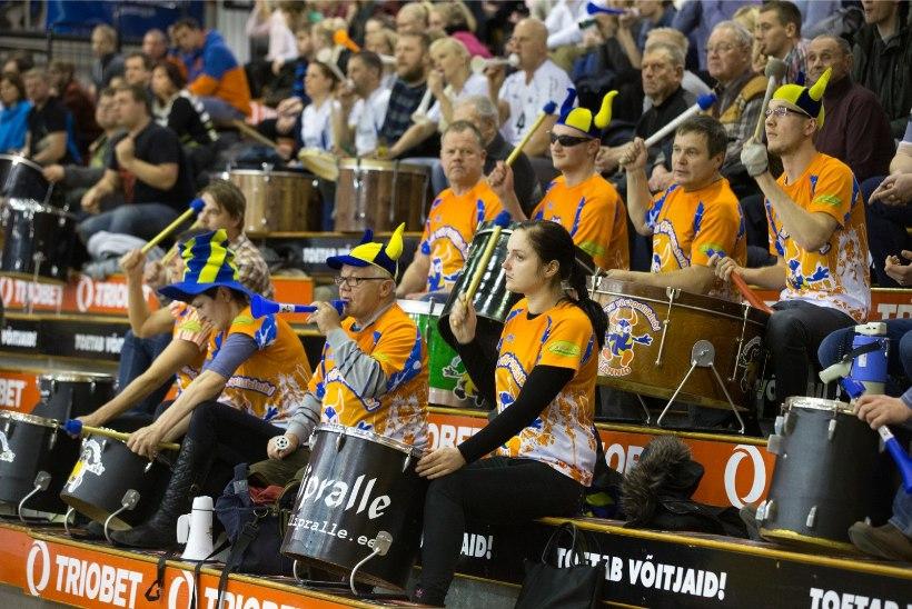 GALERII    Tartu näitas Pärnule Saja liigas visalt hambaid
