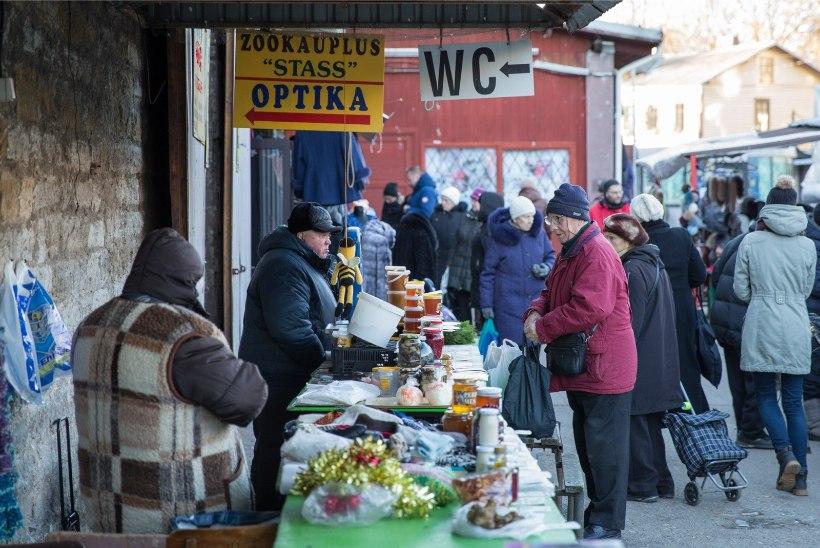 Balti jaama DEPOO Turg avab reedel oma uksed