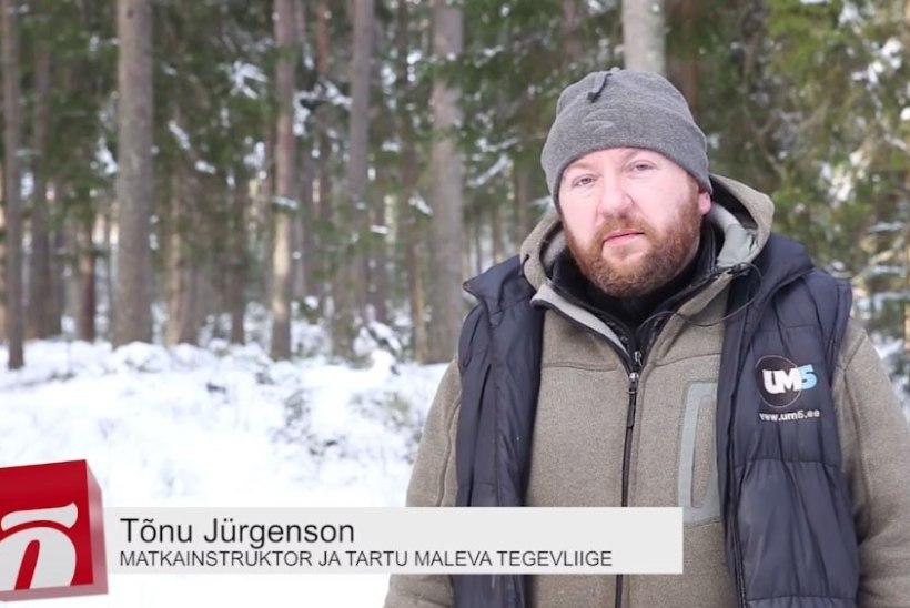 ÕHTULEHE VIDEO | Matkamine looduses: mida talvel metsa minnes jalga panna?