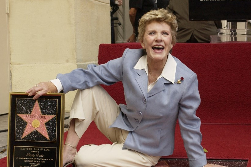 Suri dramaatilise elulooga Oscari-võitja Patty Duke