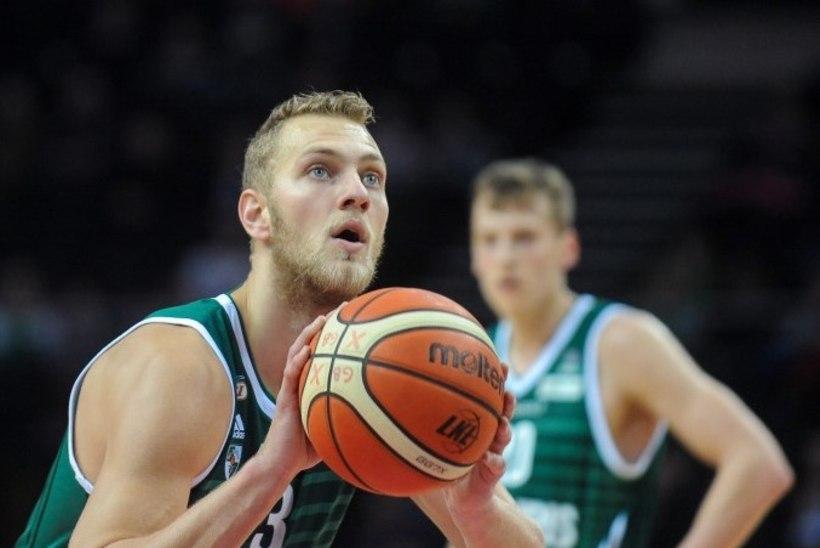 Siim-Sander Vene tegi hooaja parima mängu ja aitas Žalgirise raske võiduni