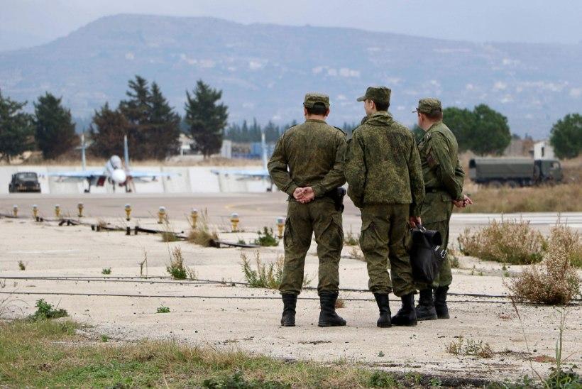 Süürias võitleb Vene eraarmee