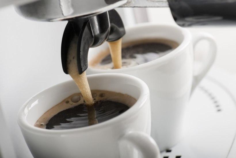 Uued kohviautomaadid aitavad lastefondil annetusi koguda
