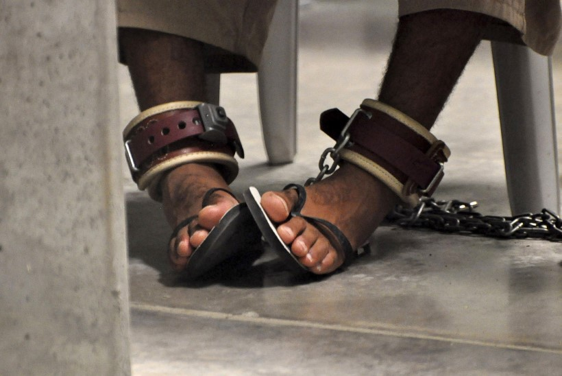Guantanamost kolitakse ümber tosina jagu vange
