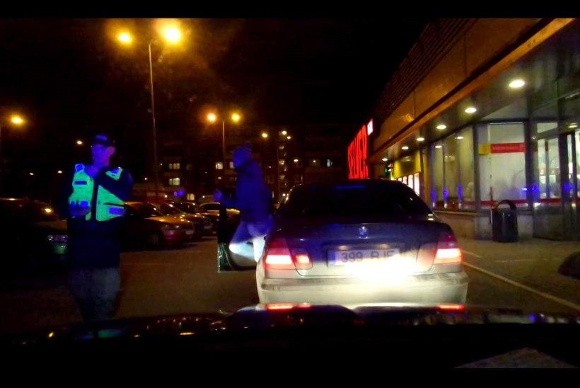 Politseile raha pakkunud roolijoodik sai tingimisi aastase vangistuse