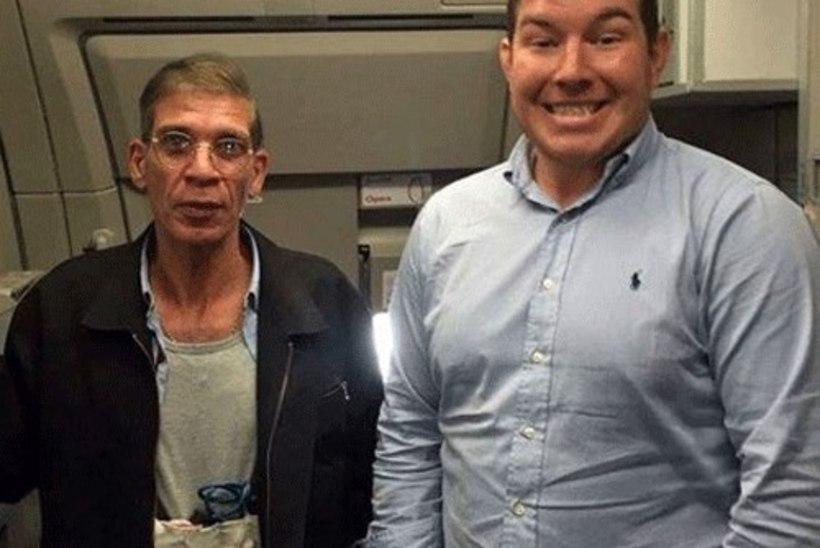 NALJATILGAD: reisija tegi kaaperdajaga selfie