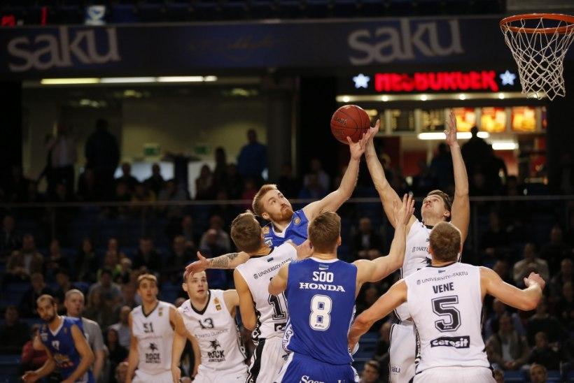 NII SEE JUHTUS | Sport 31.03: Kalev/Cramo pani jälle oma paremuse maksma, Zirk ujus Eesti rekordi