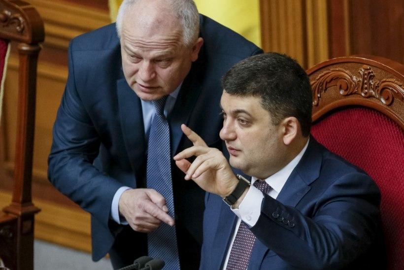 Ukraina katkestab suhted Venemaaga?