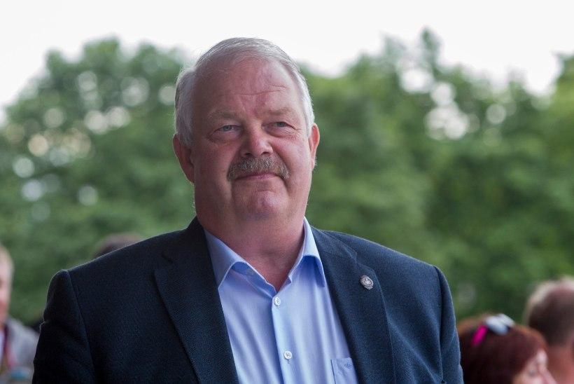 EOK presidendiks pürgiv Jüri Tamm: poliitikud tuleb spordi juurest minema saata!