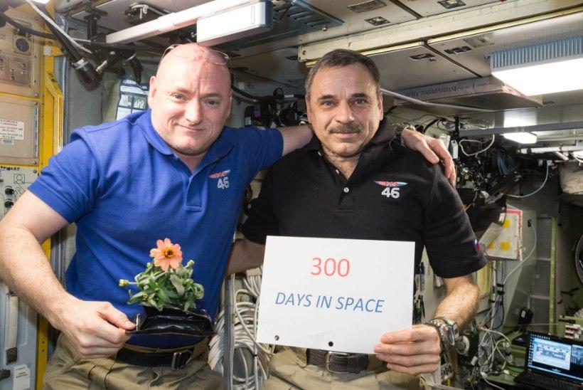 Kosmosekaksikud aitasid NASA Marsi lendu ette valmistada