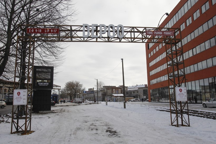 f6659a0ecaa GALERII | Balti jaama turu ümberehituse ajaks avati Depoo turu uksed ...