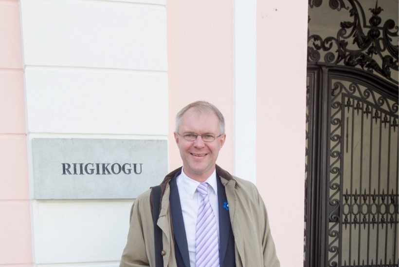 Kaitseminister Hanso keelas Vene relvajõudude ansamblil Eestisse tulla