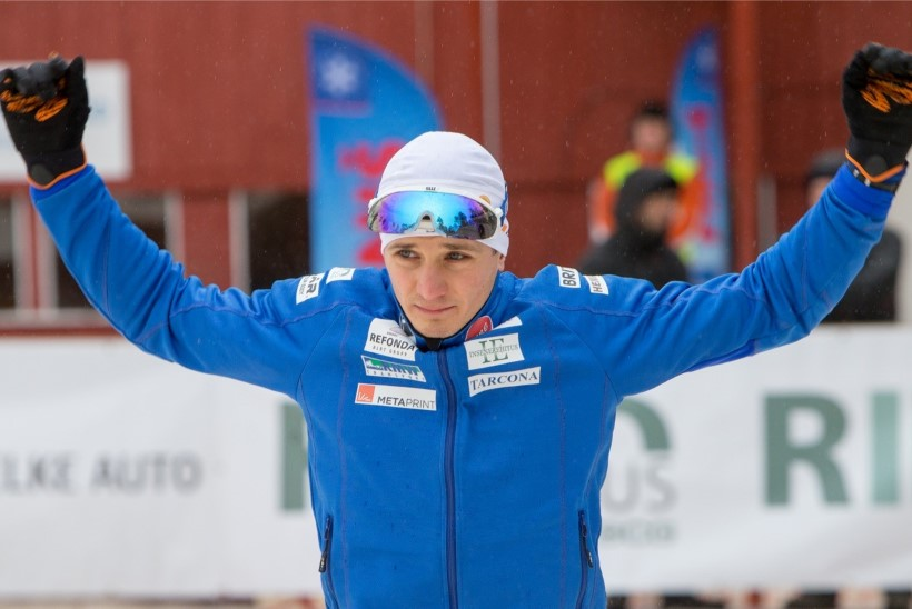 Haanja maratoni võitis endine sprinter
