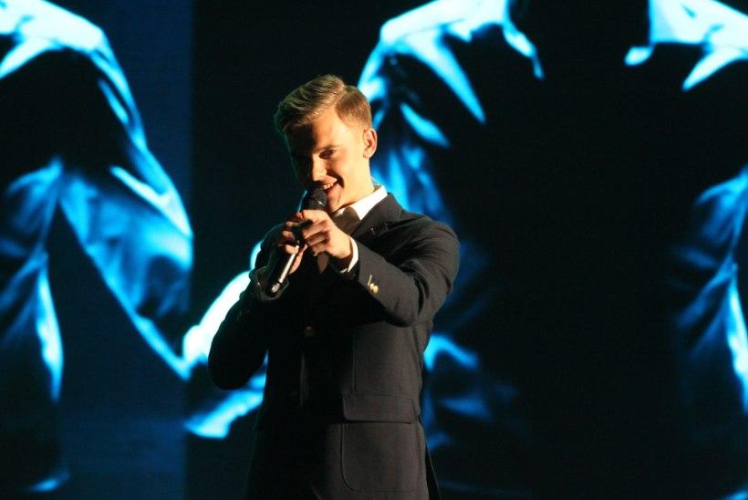 Vaata, kuidas jagunesid Eesti Laulu finaalis punktid!