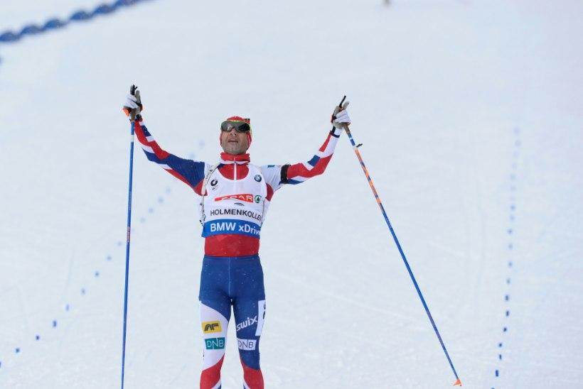 GRAAFIK   Kõigi aegade medalitabel ehk Björndalen on konkurentidest kaks korda kõvem mees
