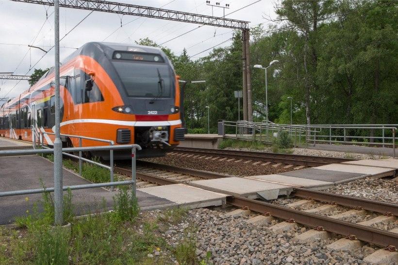 Tapa-Tartu suunal algab aprillis jälle raudteeremont