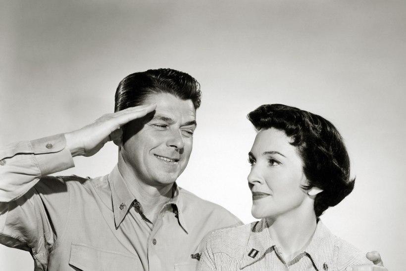 """Ilma Nancyta poleks olnud kuberner Reaganit ega president Reaganit."""