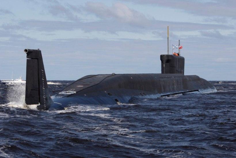Bild: Putin valmistub tuumasõjaks