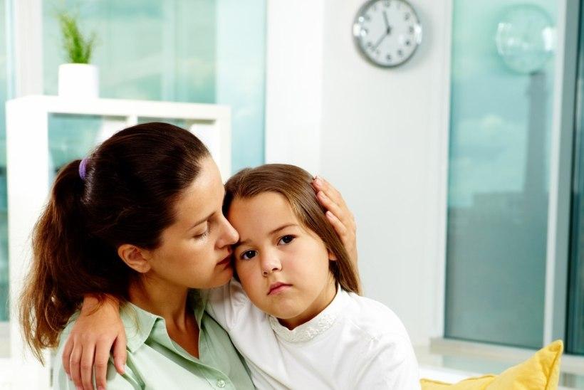 Mida teha, kui laps jääb haigeks?
