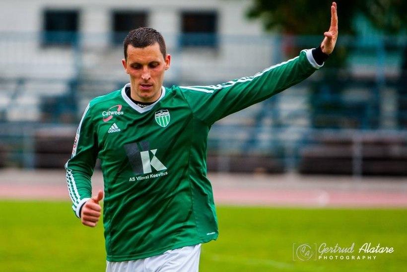 Meistriliiga mullune parim jalgpallur Ingemar Teever lõpetas profikarjääri