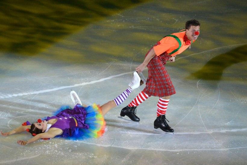 JÄLLE VENELANE! Sotši olümpiavõitja patustas dopinguga!