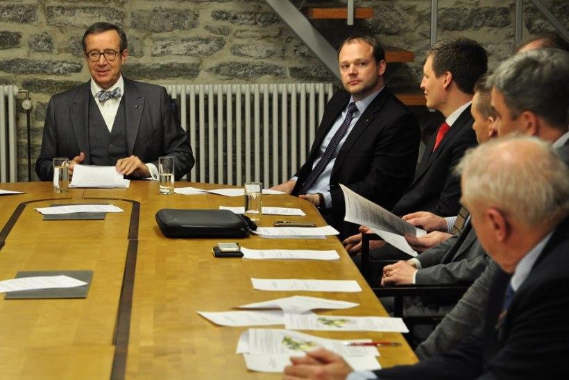 "President Ilves: andkem sõnale ""regionaalareng"" selle tegelik sisu"