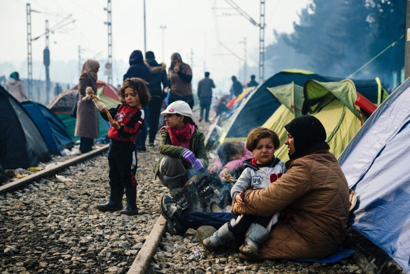 Teateid pagulasrindelt: asi on hull, ent veel hullemaks läheb!