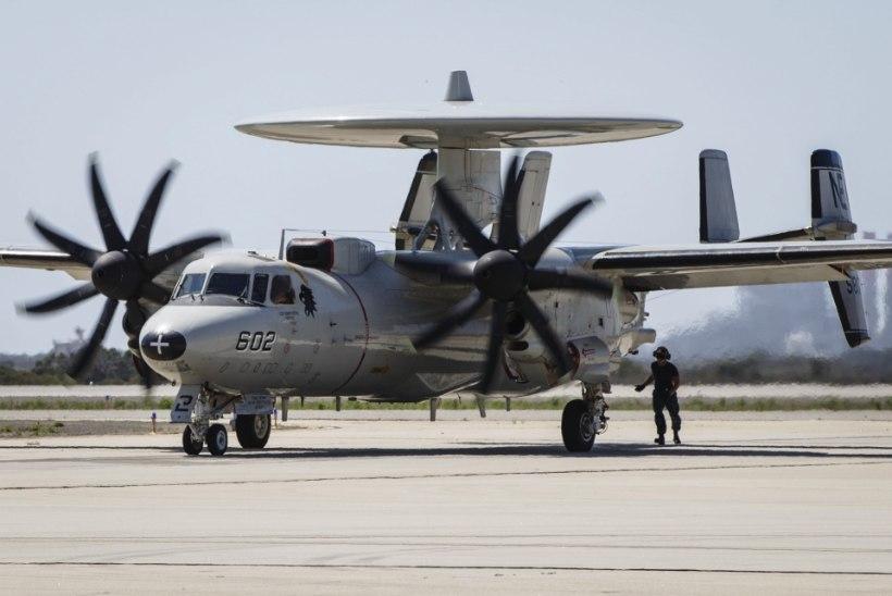 USA tappis õhurünnakuga Somaalias 150 terroristi