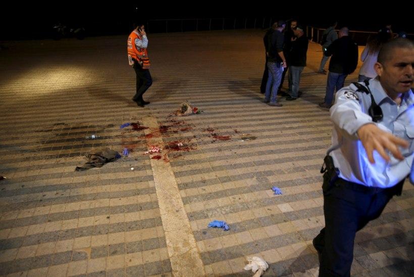 Iisraeli on tabanud rünnakulaine: tulistamine ja kaks pussitamist, USA turist suri haavadesse