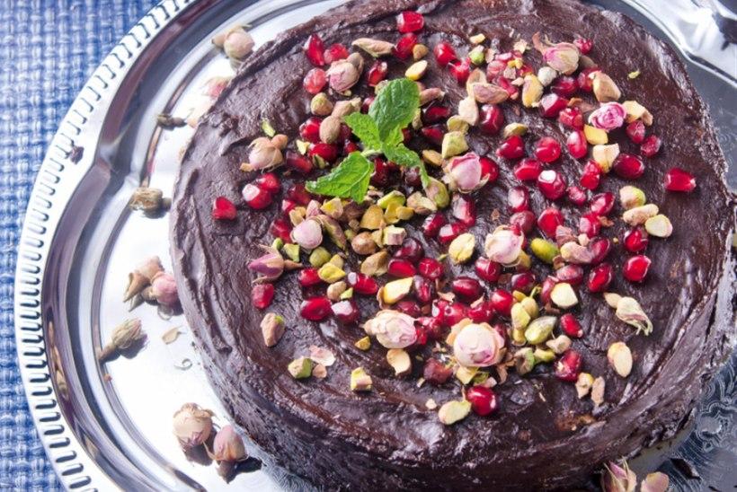 Šokolaadi-halvaakook