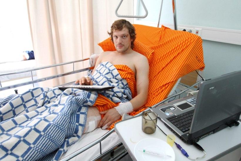 SÕPRA PÄÄSTES PUSSITADA SAANUD MEES: Noahoopidest sattusin ratastooli, aga ma ei ole kunagi appiminemist kahetsenud!