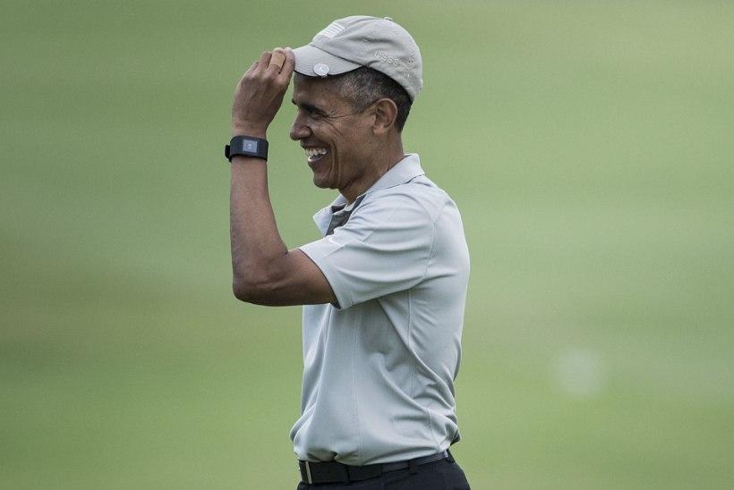 Arstid: Obama on terve kui purikas