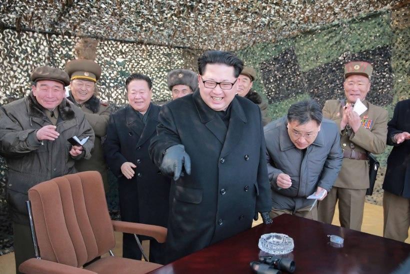 Põhja-Korea ähvardab jälle tuumasõjaga