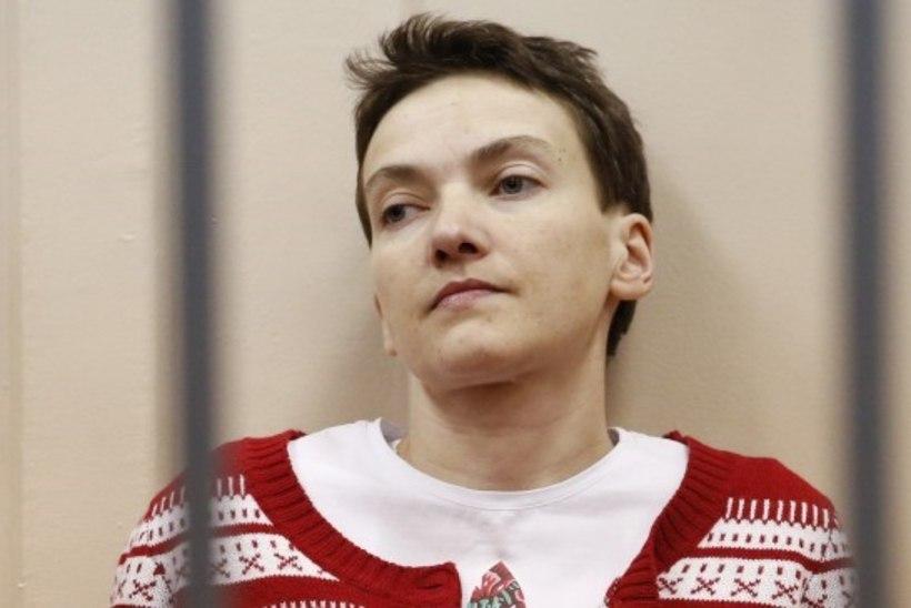 Pentus-Rosimannus: Savtšenko vangistajatele tuleb rakendada sanktsioone