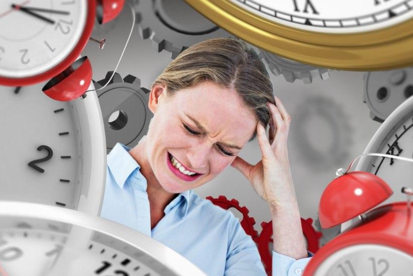 Ettevaatust! Kella keeramine ja ilmamuutused võivad kaasa tuua hooajalised peavalud
