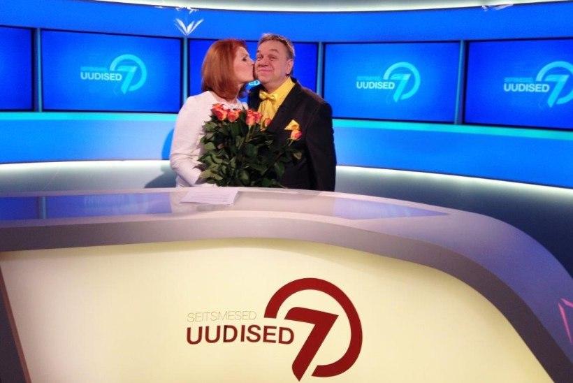 TV3 VIDEO | Sirje Eesmaad otse-eetris üllatanud külaline sai põsemusi!