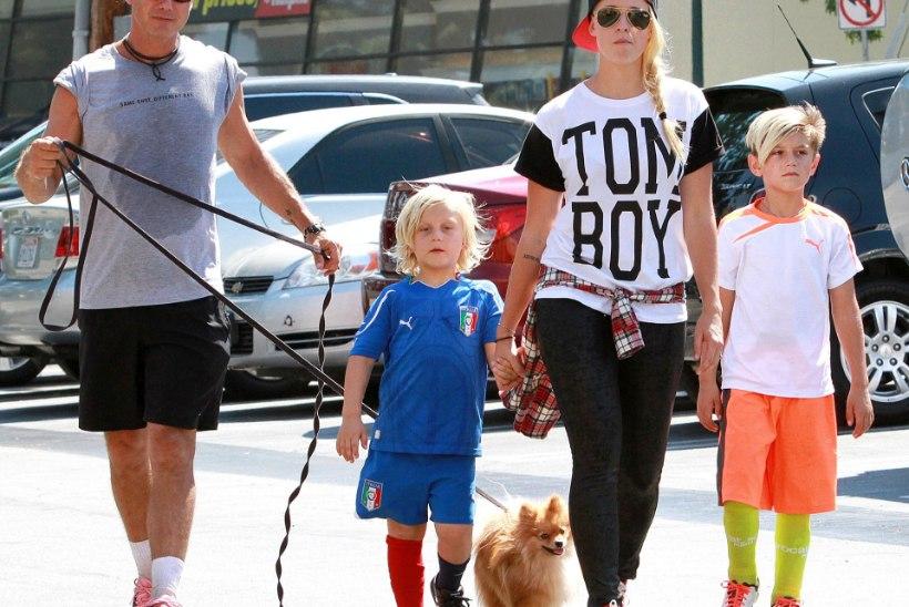 Gwen Stefani abielu lõhkuja on lapseootel